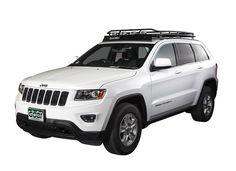 Gobi Jeep Grand Cherokee WK2 Stealth Roof Rack - 2011+ - GJGC2STL - Jeep Grand…