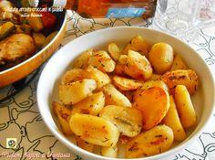 Preparare le patate arrosto croccanti in padella è facile se poi si aggiunge la birra si otterrà un contorno aromatico ottimo da accompagnare…
