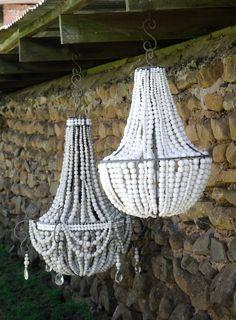 Hellooow Handmade Ceramic Bead Chandeliers Twist And Lim Designs Www Co