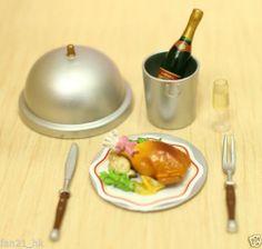RARE 2003 re ment European Gourmet Tour 1 United Kingdom Roast Chicken   eBay