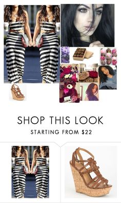 """""""Farrah's Room"""" by banks-on-it ❤ liked on Polyvore featuring Delicious, women's clothing, women, female, woman, misses and juniors"""