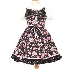 http://www.wunderwelt.jp/products/detail3509.html ☆ ·.. · ° ☆ ·.. · ° ☆ ·.. · ° ☆ ·.. · ° ☆ ·.. · ° ☆ Sweet Jam dress Angelic pretty ☆ ·.. · ° ☆ How to order ☆ ·.. · ° ☆  http://www.wunderwelt.jp/blog/5022 ☆ ·.. · ☆ Japanese Vintage Lolita clothing shop Wunderwelt ☆ ·.. · ☆ #egl