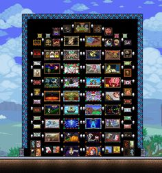 Capture 2015-12-23 15_05_43.png  sc 1 st  Pinterest & Terraria- Doors | Terraria | Pinterest | Terraria Retro video games ...
