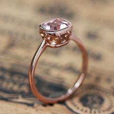 1.15CT Old Mine Cushion Near Colorless Sterling Ring,Argentium Ring,Solitaire Ring,Moissanite Engagement Ring,Wedding Ring,Best Friend Gift