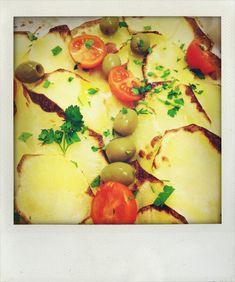 Master del Fresco, filetti di orata vestiti di patate sottili via @ci_polla