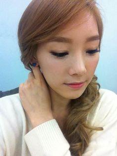 Taeyeon selca #SNSD #Taeyeon