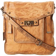 Frye Cameron Magazine Crossbody- Love the style of this bag, but.... seriously? Do people really pay this much money for a bag?