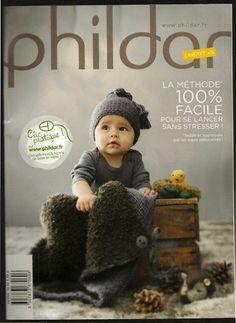 Phildar layette 64 - Les tricots de Loulou - Picasa Albums Web