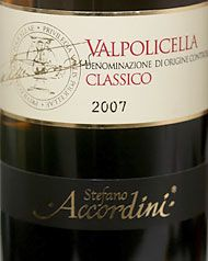 Valpolicella Classico - New York Times about one of my favorite wines