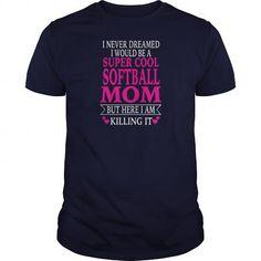 SOFTBALL MOM