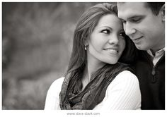 Engagement portrait... just look at how she is looking at him! Raw emotion... thats what photography is all about!!!