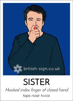 British Sign Language online course, free resources, games, information, and greeting cards.