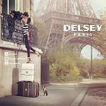 Win a trip for 2   $1000 in Delsey's Fly Me to Paris Giveaway