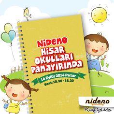 Nideno Hisar Okulları Panayırında!