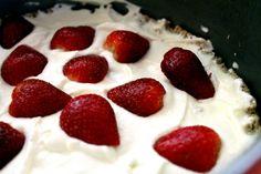 fitshaker_blog_cheesecake_bez_cukru2 Raspberry, Strawberry, Cheesecake, Pudding, Fruit, Fitness, Desserts, Blog, Recipes