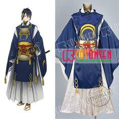 The Sword Dance Touken Ranbu Online cosplay Nakigitsune Boots Shoes UK