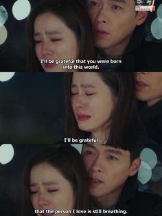 Korean Drama Funny, Korean Drama Series, Korean Drama Quotes, Love Failure Quotes, Chines Drama, Drama Fever, Kdrama Memes, Netflix, Hyun Bin