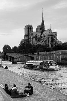 September Evening in Paris