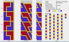 13 around bead crochet rope pattern Bead Crochet Patterns, Bead Crochet Rope, Crochet Bracelet, Beading Patterns, Knit Crochet, Beaded Crochet, Dyi Crafts, Loom Beading, Beaded Necklace