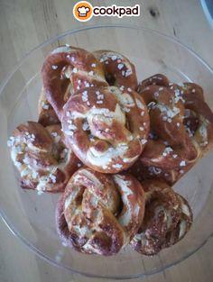 #Πρέτζελ #κουλούρια #συνταγές #σνακ #recipes #pretzel #snack