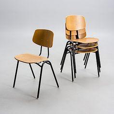 STOLAR, 4 st, Kurt Hvitsjö, Lahden Puukalusto Oy, 1900s Bukowski, Vintage Love, Furnitures, Vintage Furniture, Finland, Nostalgia, Dining Chairs, Sweet Home, Objects