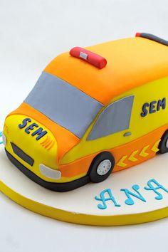Ambulancia SEM Cataluña