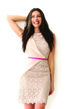 I want this dress!!!   Stacy London Shares Exclusive Style Tips