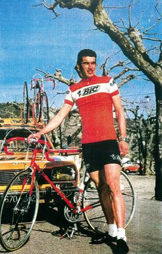 A lone Colombian in Flanders. The difficult but inspiring story of Giovanni Jiménez, Colombia's first professional cyclist (Part 1)