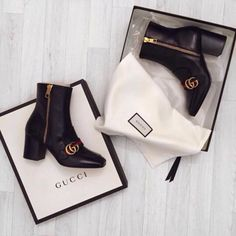 ALEXANDRA WATSON Heeled Boots, Gucci Boots, Ego Shoes, Shoes Heels, Shoe Boots, High Heels, Ankle Boots, Luxury Shoes, Espadrilles