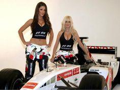 Formula 1 girls