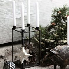 Advent Candlestand