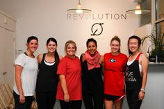 Start Spinning and Sweating for the Wedding at Revolution | Weddings in Athens