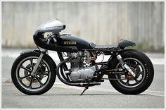 Yamaha XS650 SP - StudsMotorcycles - Pipeburn - Purveyors of Classic Motorcycles, Cafe Racers & Custom motorbikes