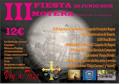 III Fiesta Motera en Sama de Langreo (Asturias)