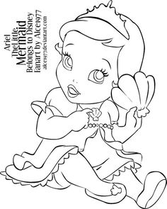 baby ariel 2 by