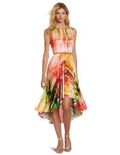 Suzi Chin Women's High-Low Sleeveless Dress  where can i find dresses  http://wherecanifinddresses.com/