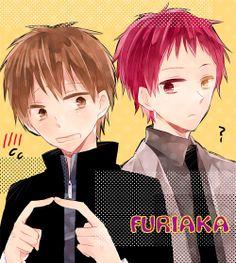 Furihata is cute when he is shy~