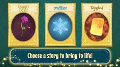 Disney has launched a new mobile game titled Disney Enchanted Tales. Here is everything you need to know including images and videos. New Mobile, Mobile Game, Disney Enchanted Tales, Crossy Road, Game Title, Building Games, Hack Online, Beauty And The Beast, Product Launch
