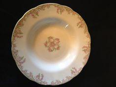 set of four  vintage Syracuse china soup bowls