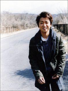 Ohno Satoshi~warm smile=)