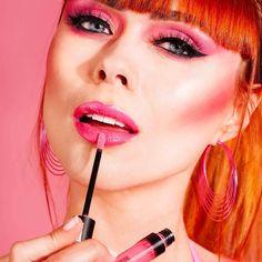 Vernis Semi Permanent, Glamour, Makati, Milano, Septum Ring, Pink, Instagram, Eyeshadow Palette, Liquid Lipstick