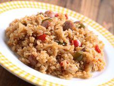 炊飯器で炊く美味しいジャンバラヤの作り方 - 使えるレシピ