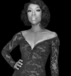 Why was #actress #songstress &  #braodway star Brandy Norwood singing for her life on the train and no one cared?