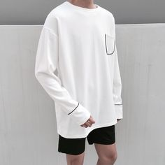 Fashion Trends – Designer Fashion Tips Korean Fashion Men, Fashion Mode, Boy Fashion, Fashion Outfits, Fashion Trends, Mode Man, Mens Clothing Styles, Boy Outfits, What To Wear