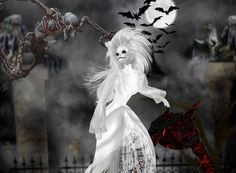 IMVU Halloween by QueenKayBloodAnteros
