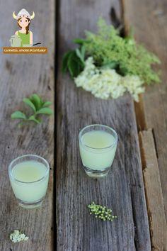 Liquore al sambuco digestivo ammazzacaffè