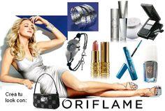 Luce como diosa de plata Ya conoces Oriflame? buscame en Facebook AleSalasmx