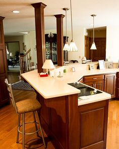 custom kitchen island ideas - Google Search