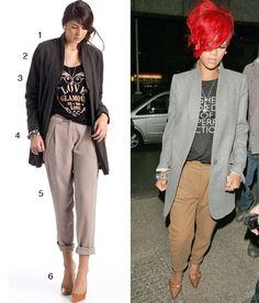 Snag Rihanna's Style for Less