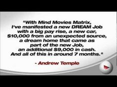 I really love this new tool by the Mind Movies Team. It truly has changed my life in terms of better relationships with my family and more success in recovering my health. I am sure it will benefit a lot of people who are seeking to improve their life. Change My Life, Best Relationship, Dream Job, New Job, Benefit, Relationships, Mindfulness, Success, My Love